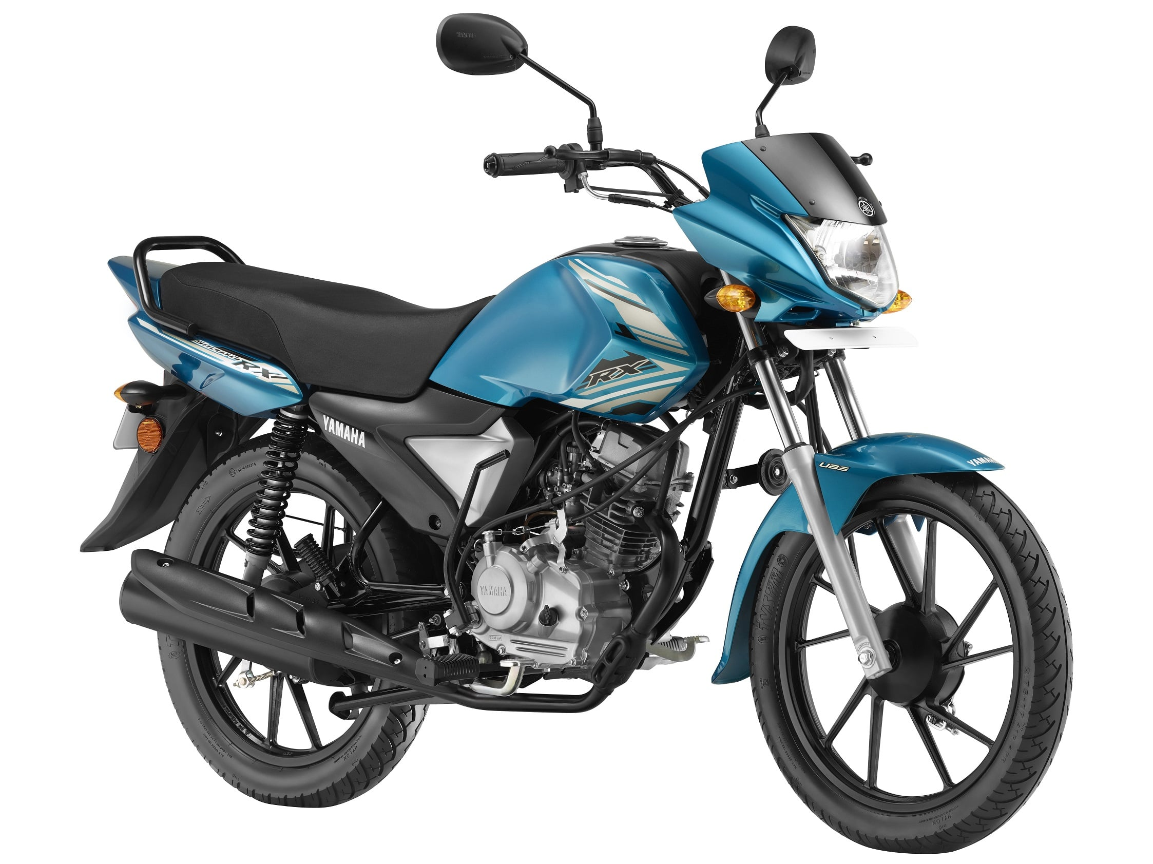 Yamaha Saluto Rx And 125 Launched With Unified Braking System