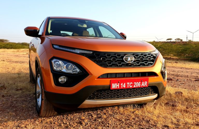 Tata Harrier beats Mahindra XUV500 and Jeep Compass in March'19