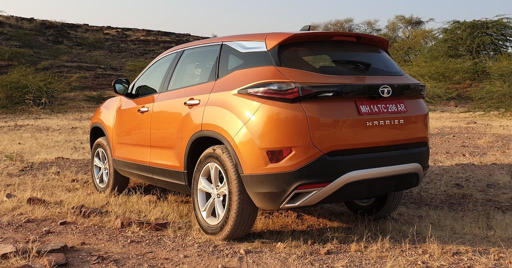 Tata Harrier 7-Seater version coming to India this year ...