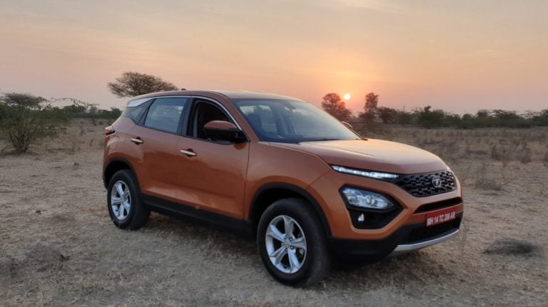 Tata Harrier sales still the highest, ahead of the Mahindra XUV500 and Jeep Compass