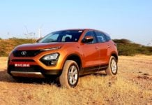 Tata Harrier SUV Review Pictures Car Blog India 8 image