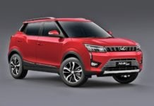 XUV300 - Front image