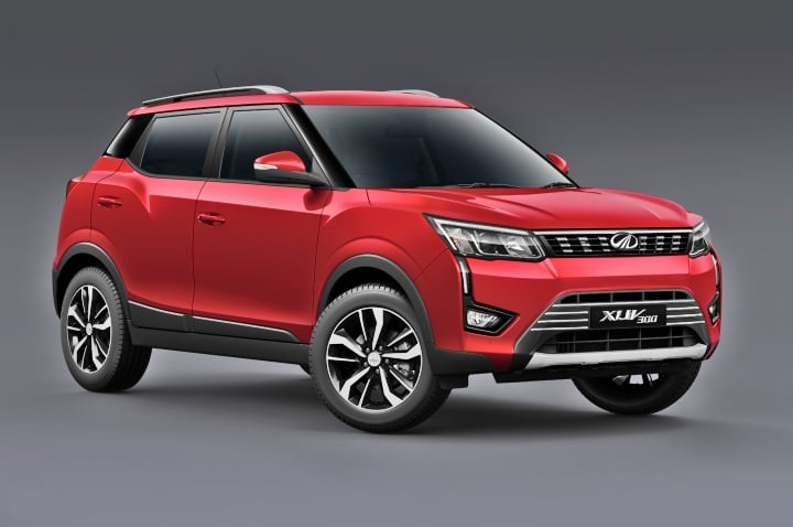 Mahindra Xuv 300 Which Variant Gets What Features