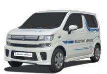Maruti WagonR EV
