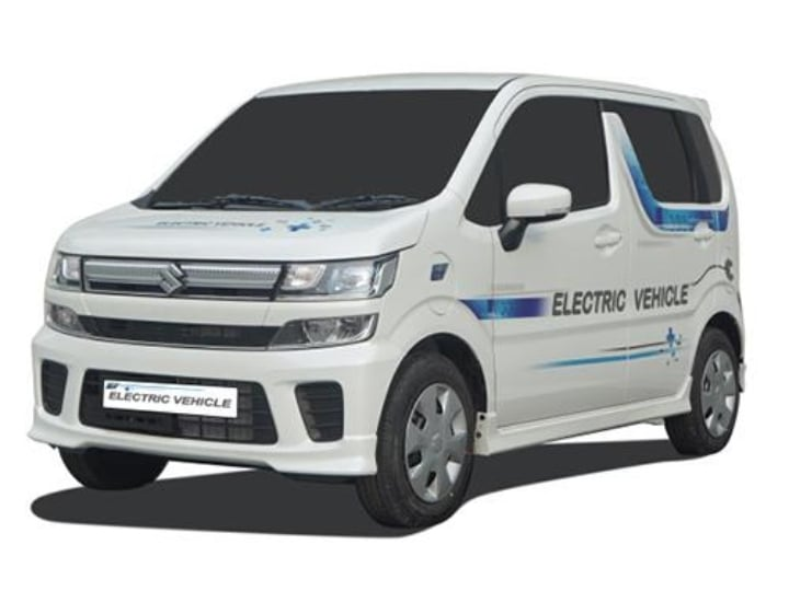Maruti Suzuki WagonR EV, among the major upcoming EVs in India