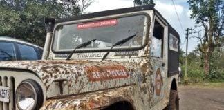new generation mahindra thar image