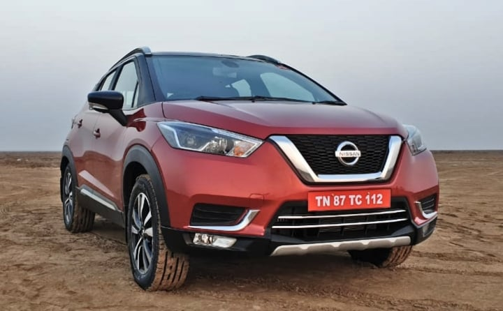 Nissan Kicks India First Drive Review- Good Enough To Rival Hyundai Creta?