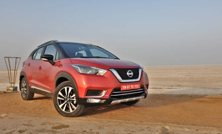 Nissan propose les Kicks avec des avantages allant jusqu'à Rs 55 000.