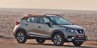 nissan kicks side image