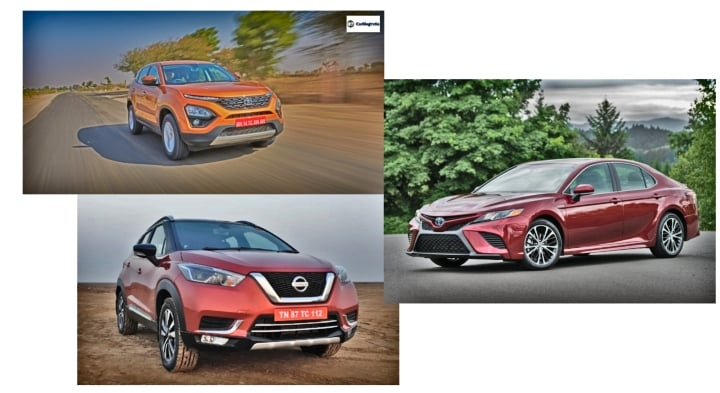 Upcoming Cars in India during January 2019: Tata Harrier, Nissan Kicks and More