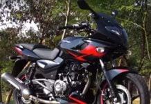 2019 Bajaj Pulsar 220F ABS