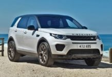 2019 Land Rover Discovery Sport Landmark Edition image