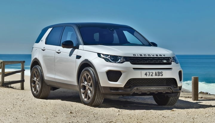 Land Rover Discovery Sport Special Landmark edition launched in India