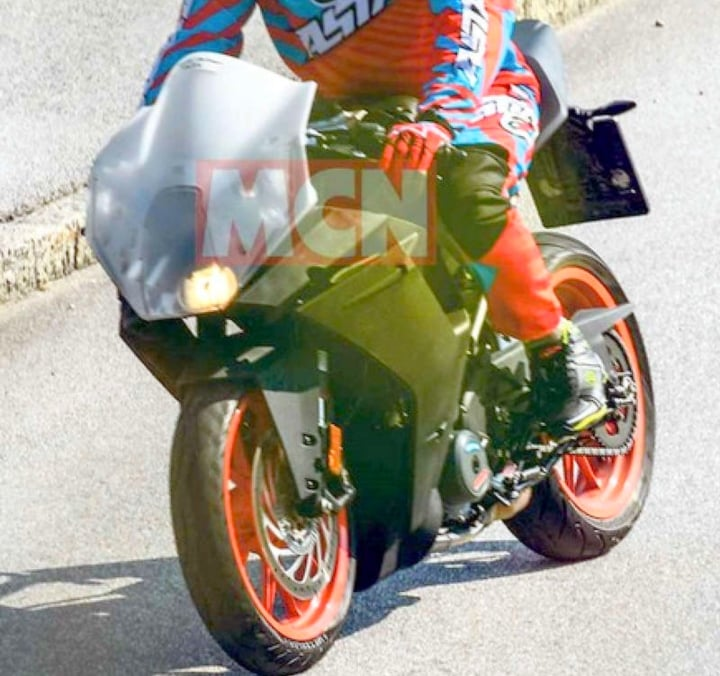 2019 KTM RC 390