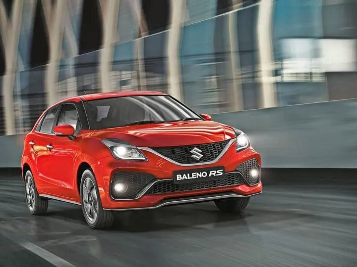 Maruti Baleno RS Taken Off The Market; Would Not Get BS6 Upgrade