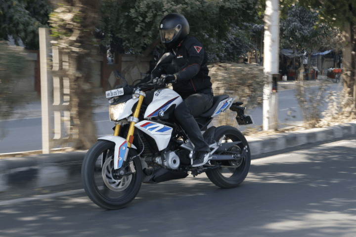 BMW has very attractive discounts on its entry-level G310R and G310GS