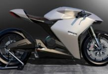 Electric Ducati Bike