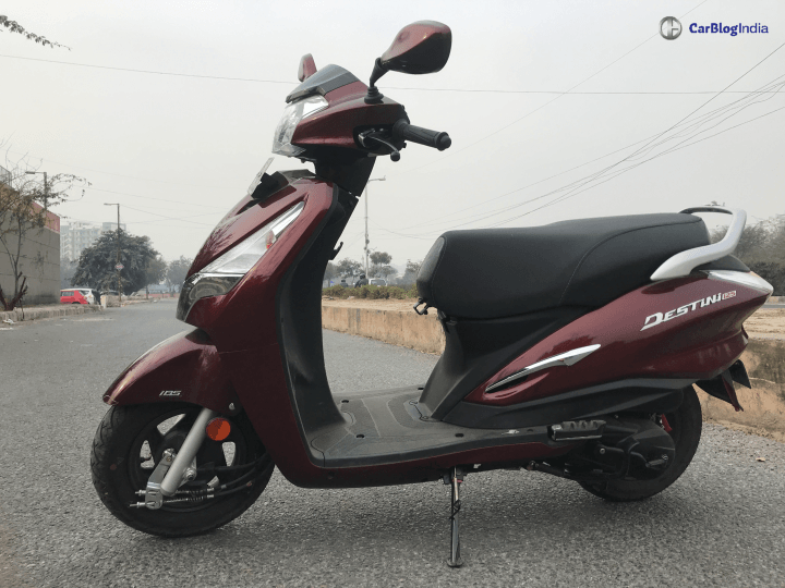 Hero Destini 125 Road Test Review – Pros and Cons