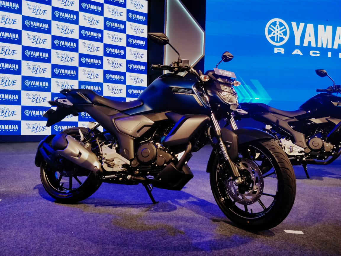 2019 Yamaha Fz V3 Launched In India What S New