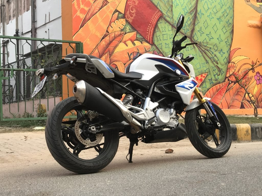 BMW G 310 R Road Test Review - The Most affordable BMW roadster