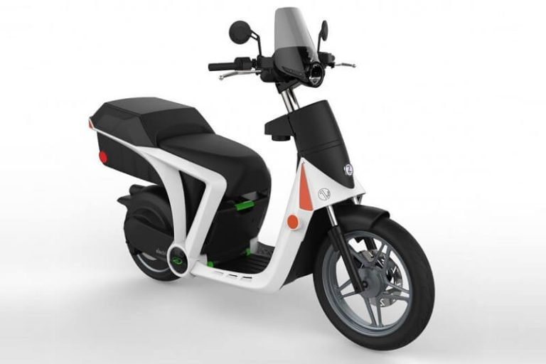 Mahindra GenZe electric scooter spotted testing in India – Photos