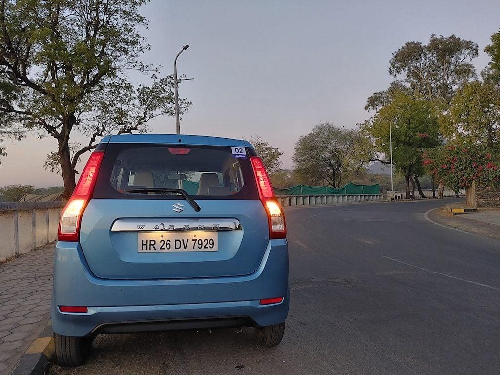 New Maruti Wagon R 2019 Review 20 image