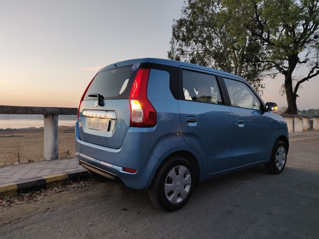 New Maruti Wagon R 2019 Review 22 image