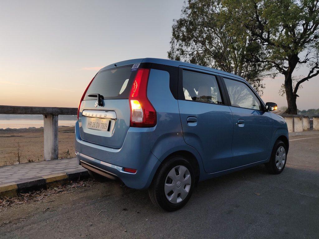 New Maruti Wagon R 2019 Review 22 image