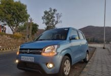 Maruti WagonR jule sales image