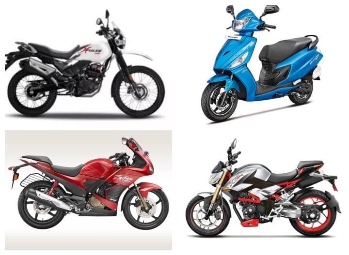 Upcoming Hero scooters and bikes in India in 2019-20