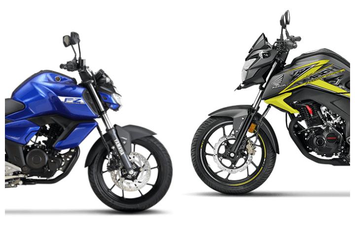 Yamaha FZ V3 Vs Honda CB Hornet 160R - What's the difference?