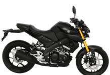 Yamaha MT-15 Black