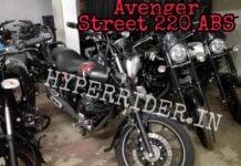 Bajaj Avenger 220 Street ABS