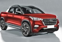 hyundai creta pick up truck image