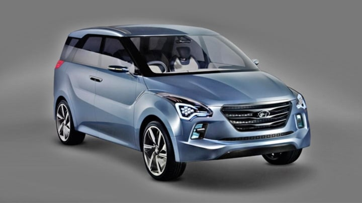 Hyundai Venue Based Mpv To Challenge Maruti Ertiga In 2020