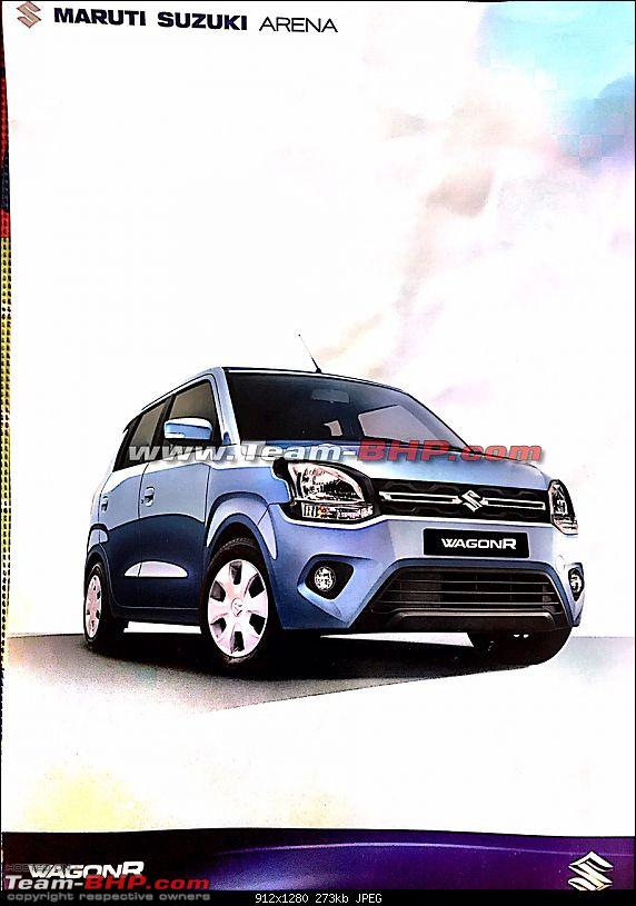 maruti wagon r 2019  brochure image