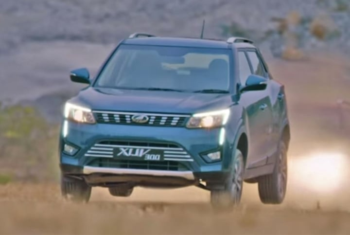 Mahindra XUV 300's electric variant to offer up to 400 km of range!