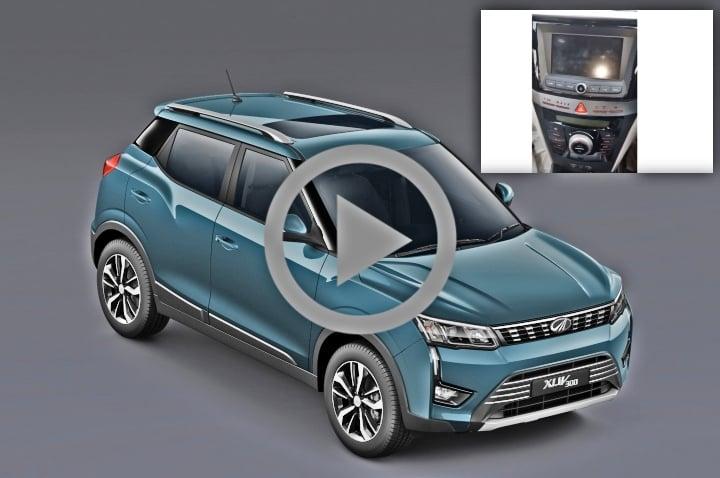 Mahindra Xuv 300 Interior Video Shows Premium Features