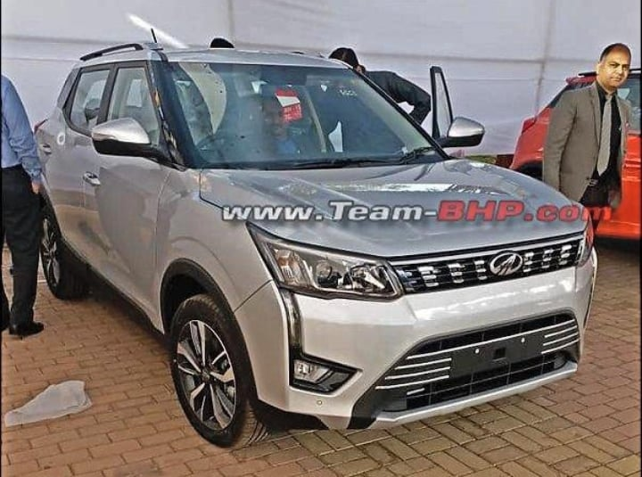 Mahindra XUV 300 variant wise exterior and interior images!