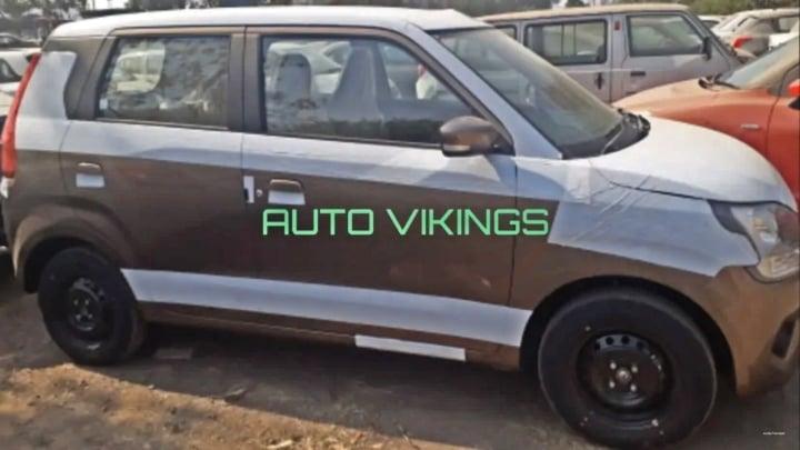 maruti wagon r 2019 side image