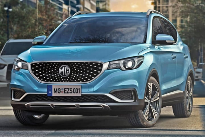 MG confirms Hector will be followed by an all-electric SUV ...