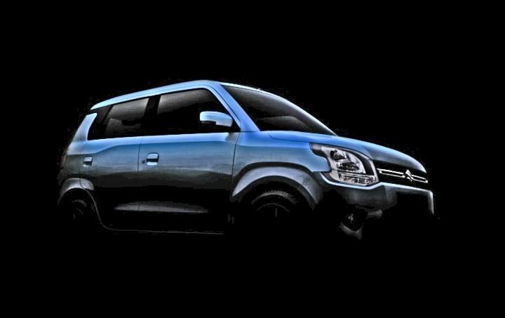 new maruti wagon r 2019 front image