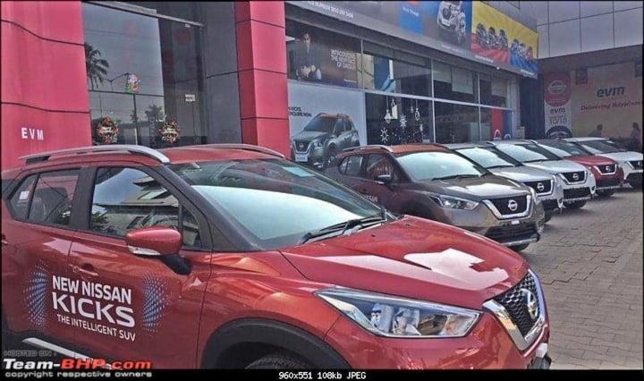 nissan kicks dealership image