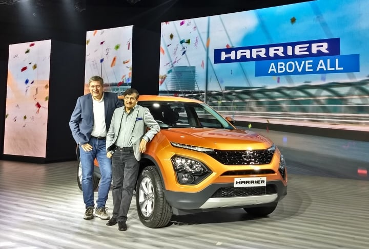 Tata Harrier commands a substantial waiting period right from launch
