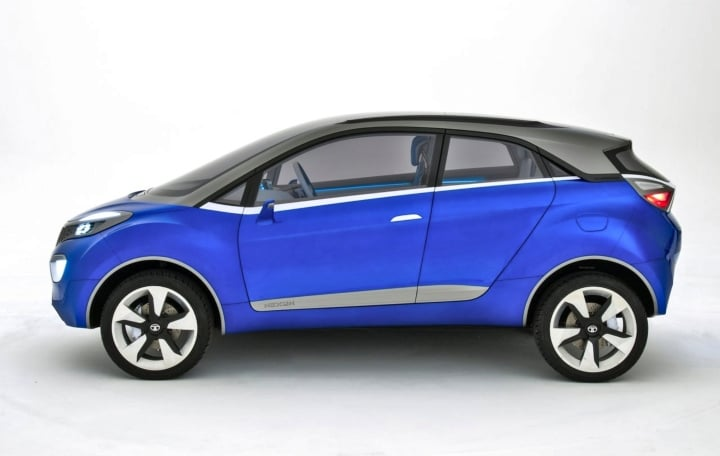 Tata Hornbill SUV concept to break cover in March this year!