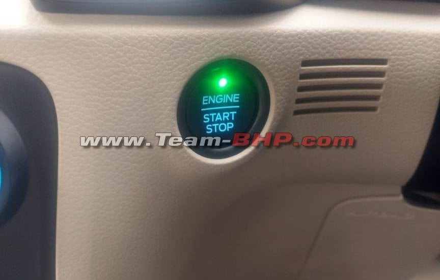 2019 ford endeavour facelift ignition image