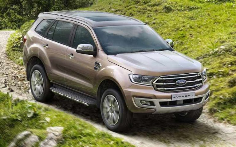 2019 Ford Endeavour: Complete list of Changes and Upgrades!