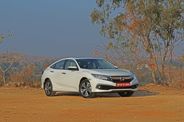 2019 Honda Civic launched in India at INR 17.69 lakh