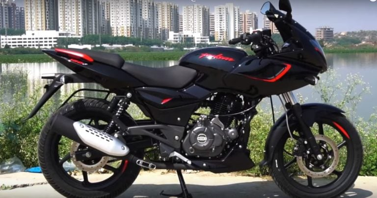 Bajaj Pulsar monthly sales cross 1 Lakh unit mark for the first time