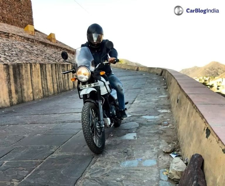 Royal Enfield Himalayan Road Test Review – The Yeti in the Pink City